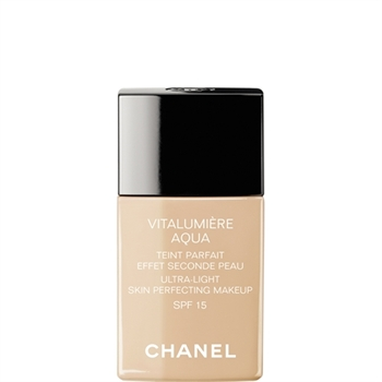review chanel lumi re aqua foundation miss danielle. Black Bedroom Furniture Sets. Home Design Ideas